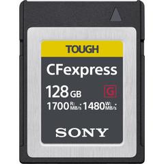 Карта памяти Sony Cfexpress B спец. 128GB TOUGH 1700/1480MB/s