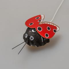 Набор насекомых 12 шт 281007