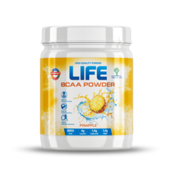 Life BCAA 200g pineapple
