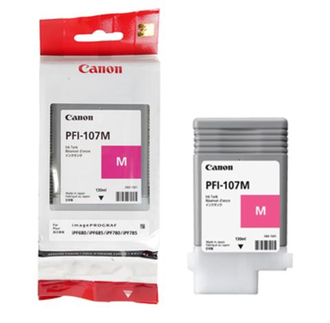Картридж Canon PFI-107 M/6707B001