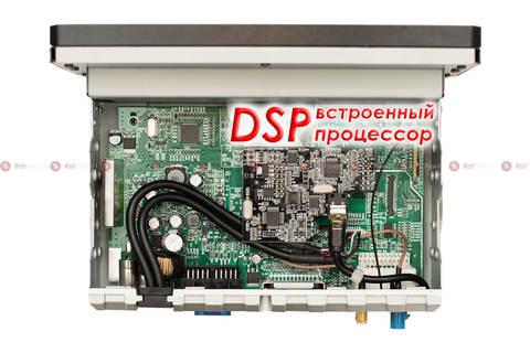 Штатная магнитола для Ford Focus II 08-11 рестайлинг Redpower 31003 IPS DSP (черный)