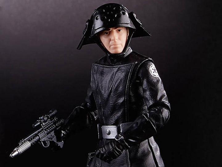Фигурка командира Эскадрона Смерти Star Wars: Black Series 40th Anniversary