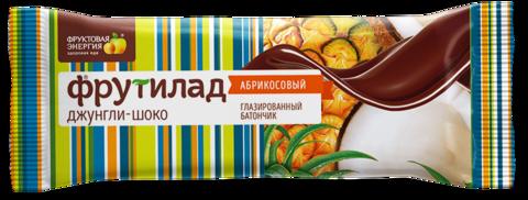 """Фруктовый батончик Фрутилад """"Джунгли-шоко"""" 40г"""