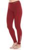 Женские термокальсоны Brubeck Wool Merino (LE11130) красные