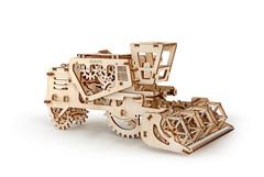 Конструктор 3D-пазл Ugears - Комбайн