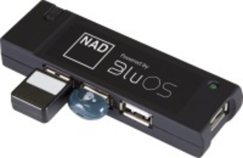 NAD Upgrade key BluOS (VM130/VM300)