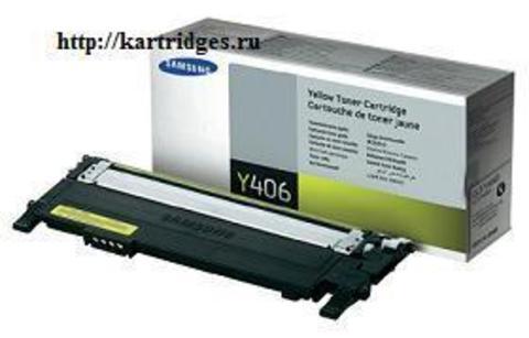 Картридж Samsung CLT-Y406S / SEE