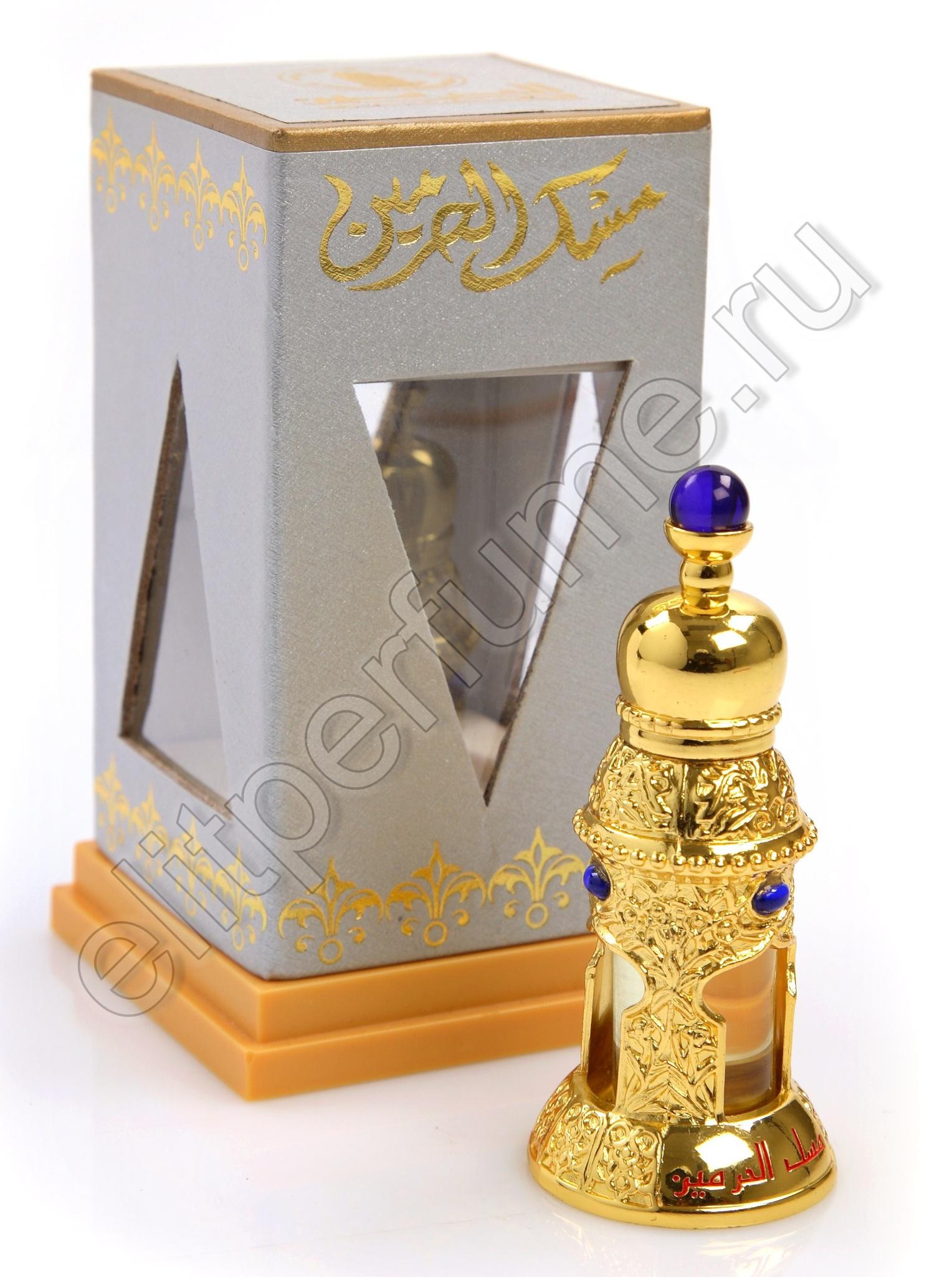 Мускус Аль Харамайн Musk Al Haramain 12 мл арабские масляные духи от Аль Харамайн Al Haramain Perfumes