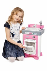 """Набор """"Carmen"""" №3 с посудомоечной машиной и мойкой"""