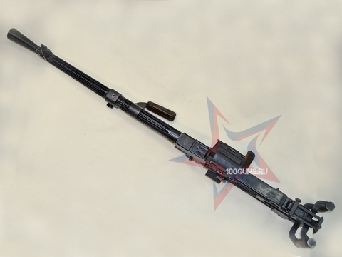 Охолощенный пулемет СГМ (СГМХ)