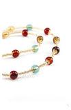 Ожерелье Carnevale Oro Piccolo цвета мультиколор