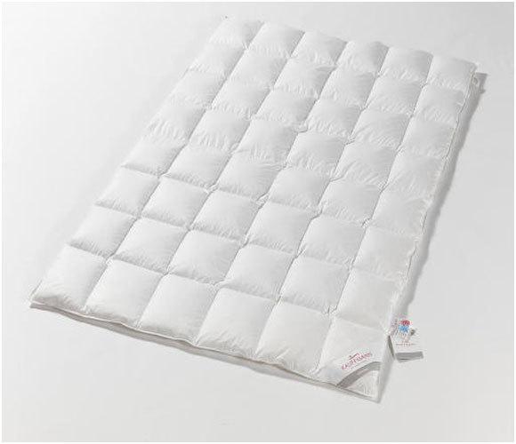 Одеяло пуховое всесезонное 180х200 Kauffmann Naturpur