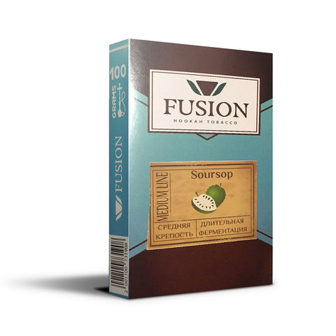 Табак Fusion Medium Sour Sop 100 г
