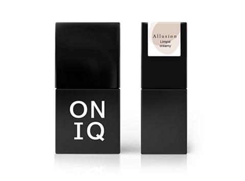 Камуфлирующий гель-лак ONIQ - 178 Limpid Creamy, 10 мл
