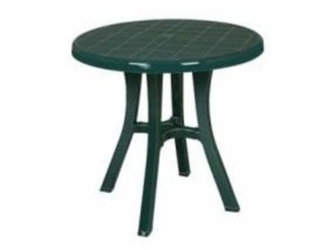 Стол HM-510 TABLE ROYAL Ø 80 зел (Турция)