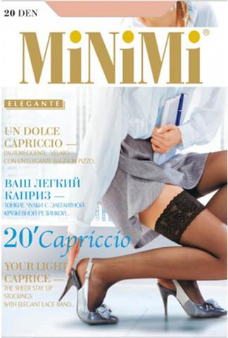 Чулки Capriccio 20 Minimi