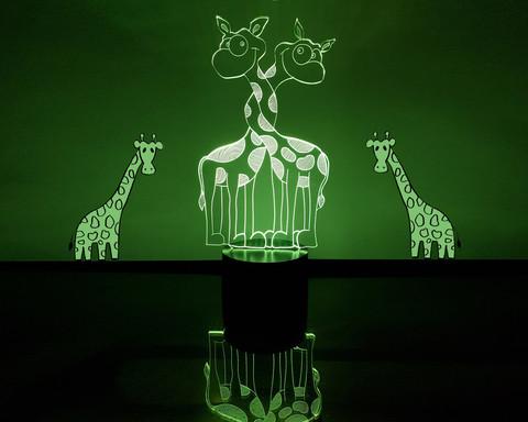 Светильник Жирафики