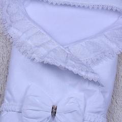 Летний конверт - одеяло Волшебство (белый)