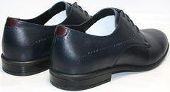 Хорошие мужские туфли Икос 3360-4.