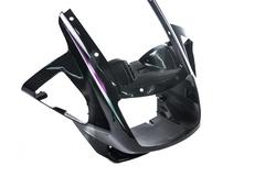 Передний обтекатель для Yamaha YBR125 04-09 Черный