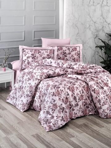 Комплект постельного белья DO&CO Сатин  жаккард DELUX 2 спальный AGORA