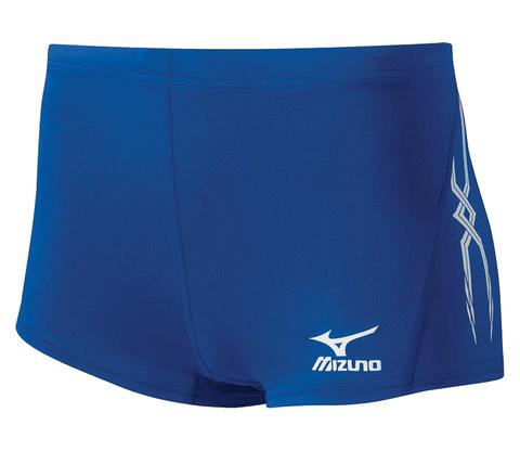 Волейбольные шорты Mizuno Premium Tight женские синие