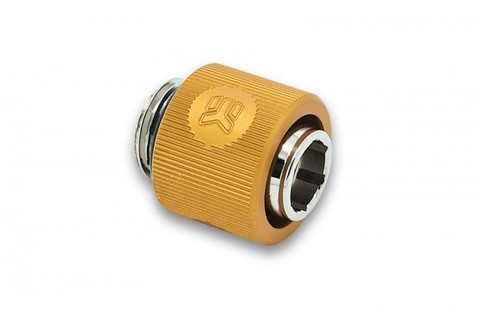 EK-ACF Fitting 10/13mm - Gold