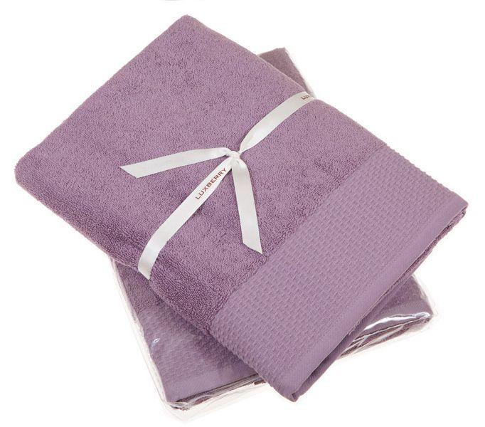 Полотенце 100х150 Devilla Joy лиловое