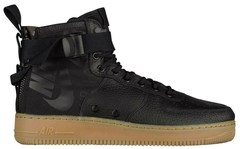 muzhskie-krossovki-kupit-Nike-Air-Force-1-SF-Mid-Black-nayk-air-fors-1-sf-chernye