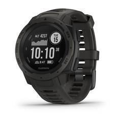 Ударопрочные спортивные часы Garmin Instinct, Monterra Gray 010-02064-00