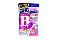Витамины B-mix DHC, 60 дней