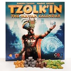 Набор реалистичных ресурсов для игры «Цолькин: Календарь Майя»