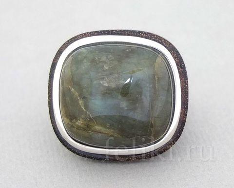 кольцо с лабрадором кс-7224