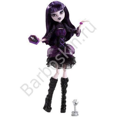 Кукла Monster High Элизабет (Elissabat) - Страх! Камера! Мотор!