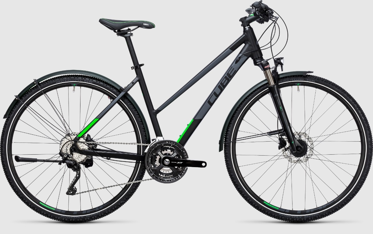 Cube Cross Allroad Trapeze (2017)
