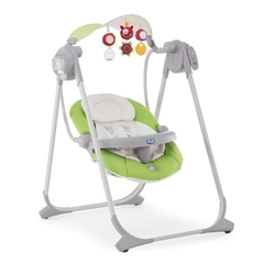 Качельки Chicco Polly Swing Up Green
