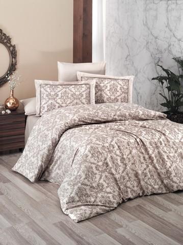 Комплект постельного белья DO&CO Сатин  жаккард DELUX 2 спальный CATRA