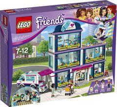 Конструктор LEGO Friends 41318 Клиника Хартлейк-Сити