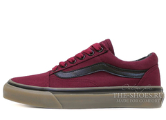 Кеды Vans Low Old Skool Cherry