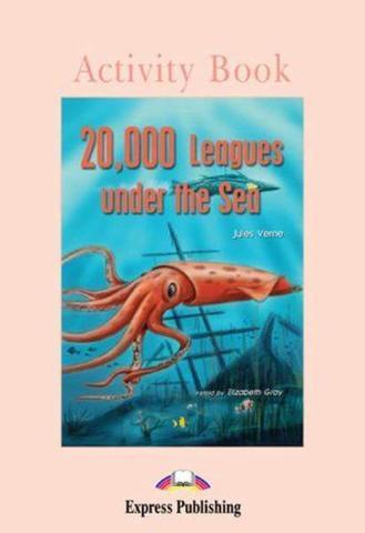 20,000 Leagues Under the Sea. Beginner (5-6 класс.) Рабочая тетрадь