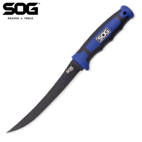 Филейный нож SOG модель FLT31K Fillet 6