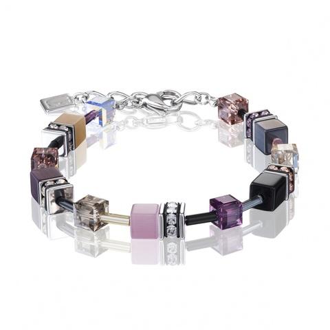 Браслет Coeur de Lion 2838/30-0838 цвет фиолетовый