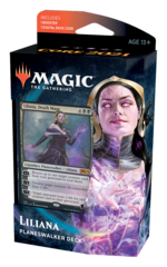 Колода Planeswalker'а «Core set 2021»: Liliana (на английском)