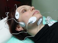 Аппарат для миостимуляции лица