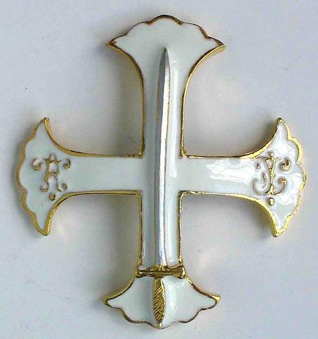 Знак Семёновского полка