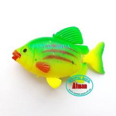 Рыбка пластмассовая №24