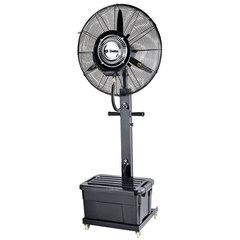 Вентилятор напольный с увлажнителем воздуха DELTA DL-023H черный