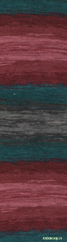 Пряжа Lanagold BATIK Alize 6271, фото
