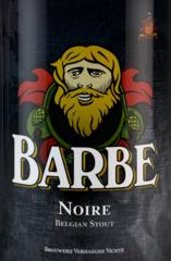 Пиво Verhaeghe Barbe Noire