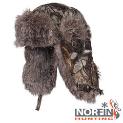 Шапка ушанка Norfin Hunting Staidness 750S (р. XL)